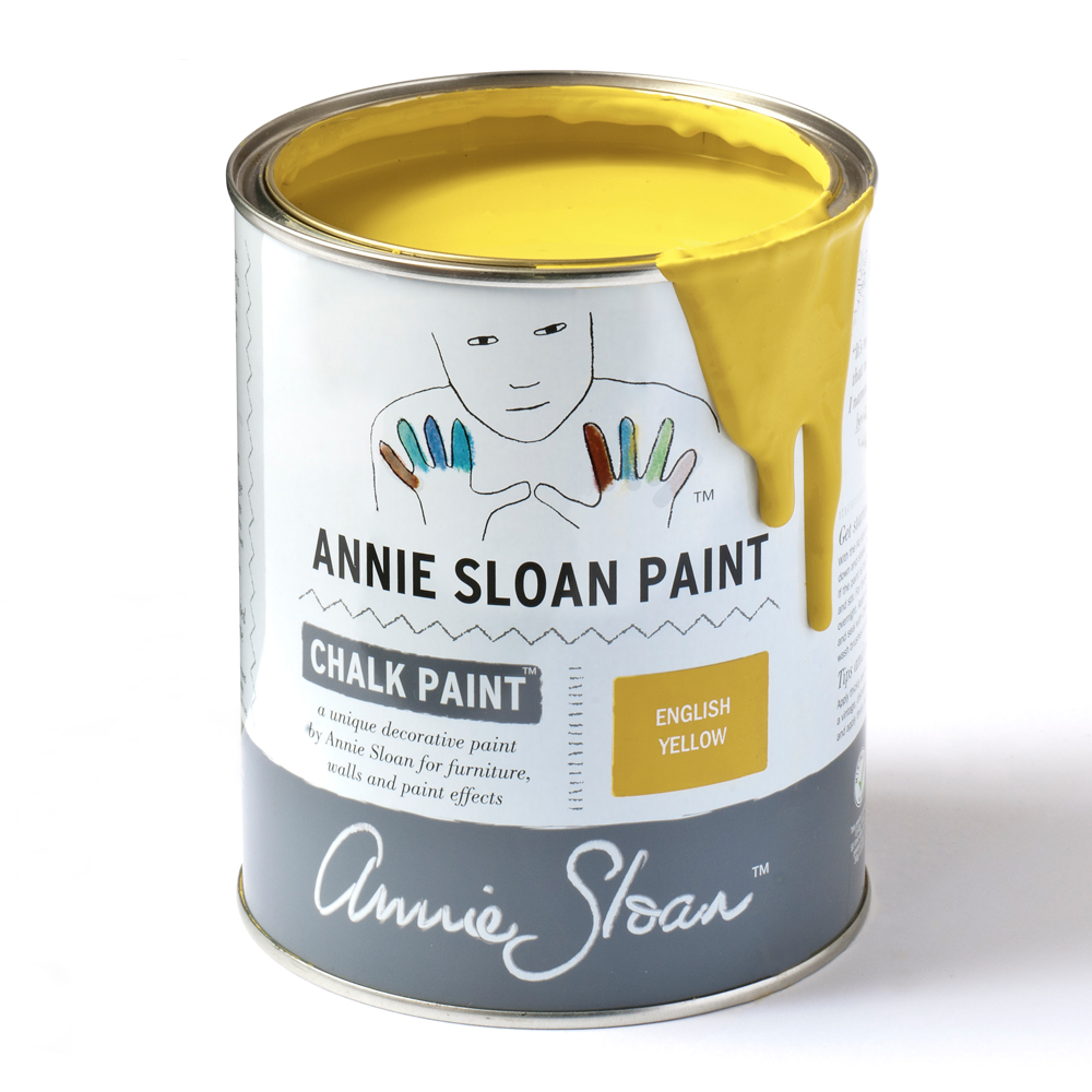 Annie Sloan ENGLISH YELLOW- LARGE
