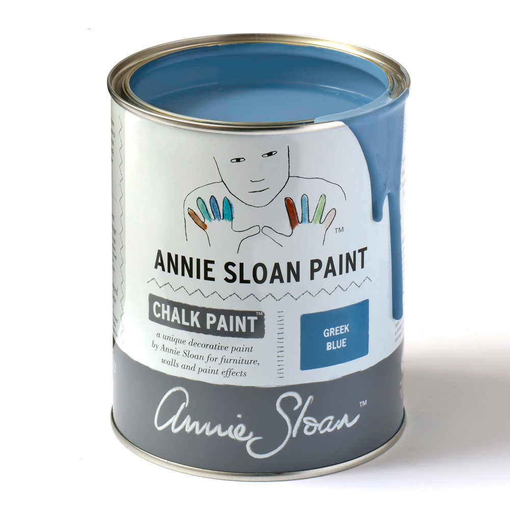 Annie Sloan GREEK BLUE- LARGE