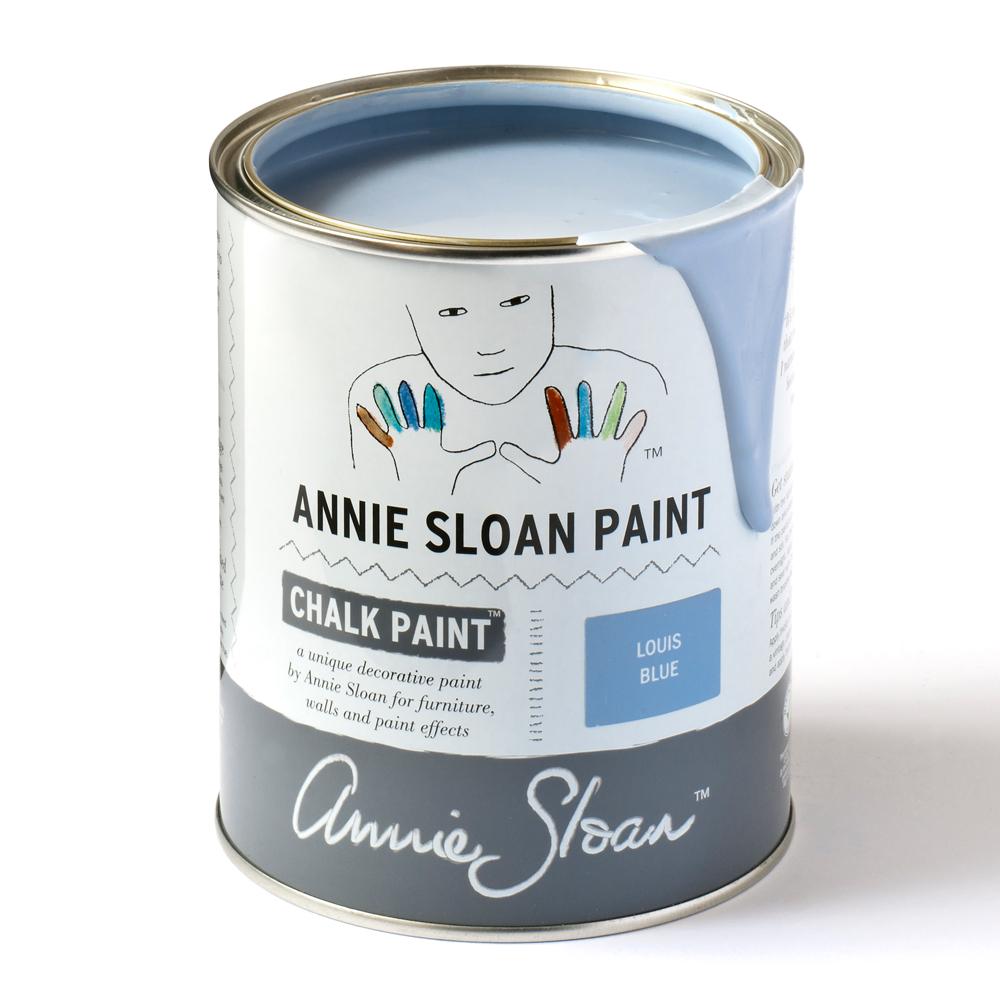 Annie Sloan LOUIS BLUE- LARGE