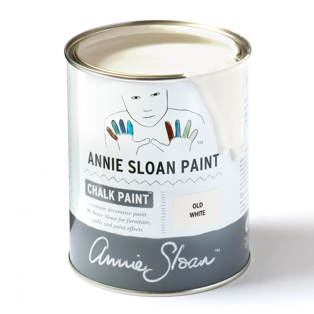 Annie Sloan OLD WHITE- LARGE