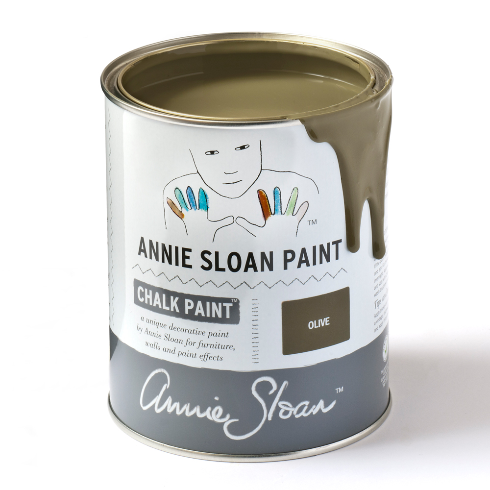 Annie Sloan OLIVE- LARGE