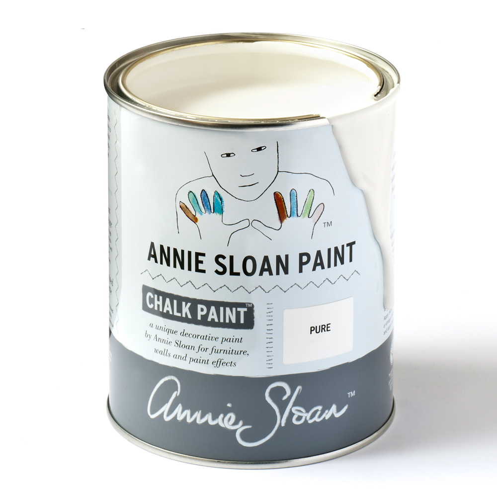 Annie Sloan PURE WHITE- LARGE