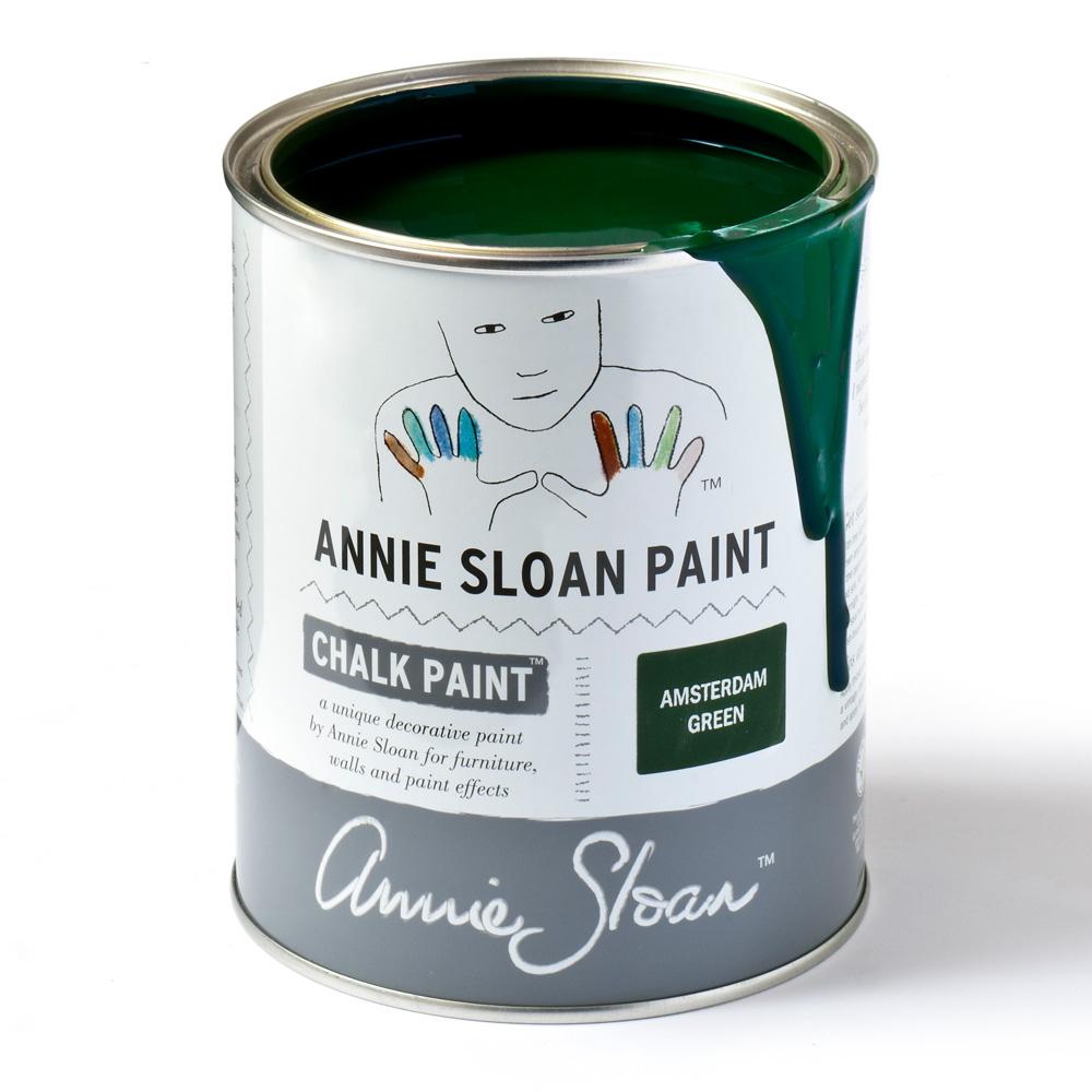 Annie Sloan AMSTERDAM GREEN- LARGE