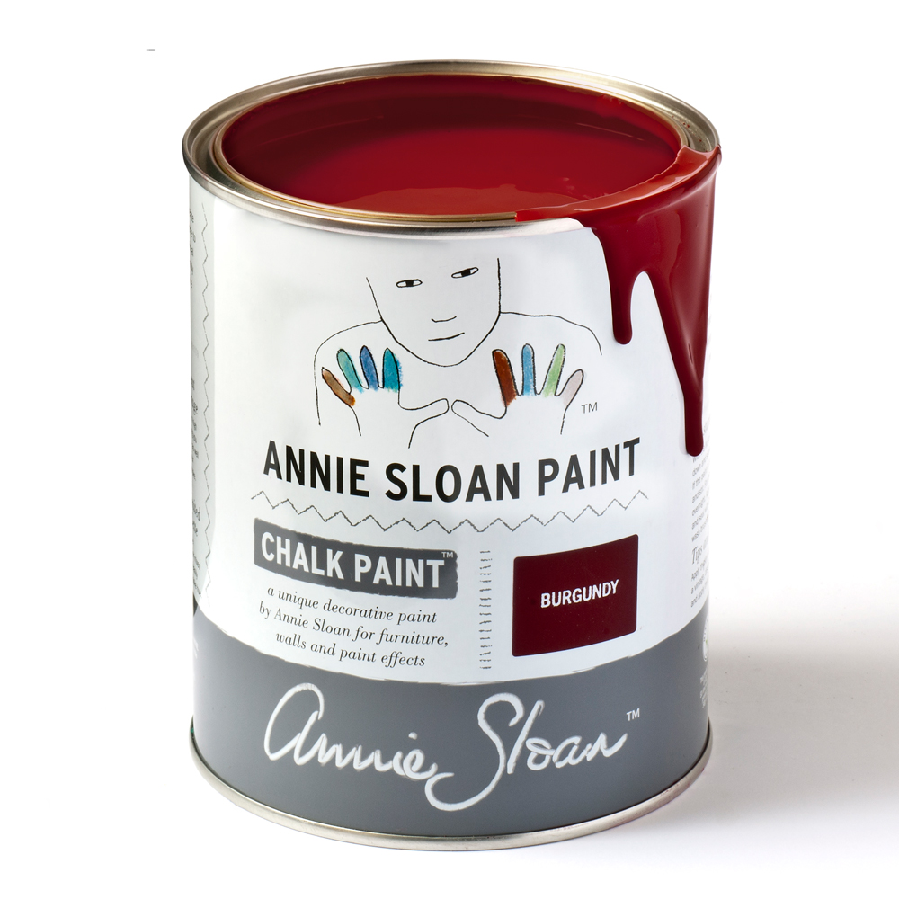 Annie Sloan BURGUNDY- LARGE