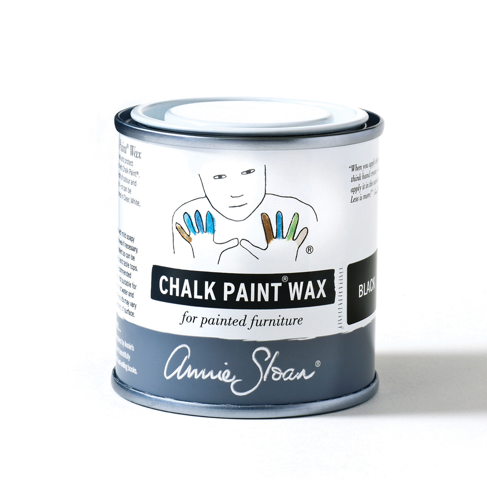 Annie Sloan SMALL BLACK WAX 120 ml
