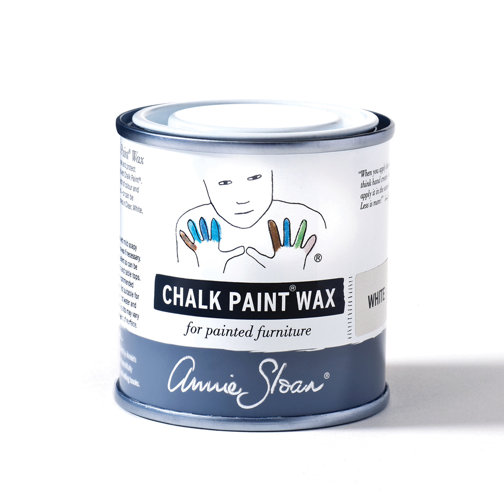 Annie Sloan SMALL WHITE WAX 120 ml