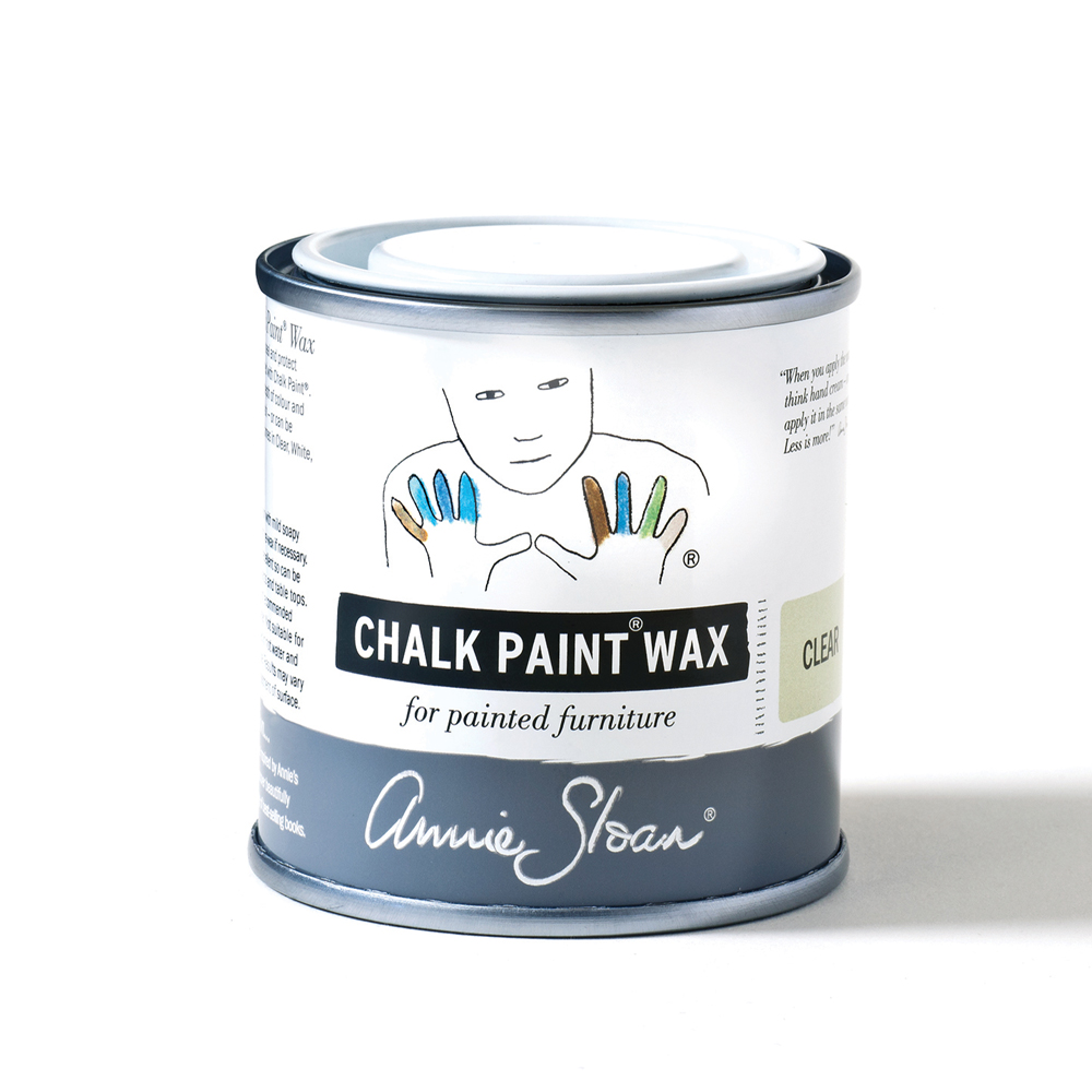Annie Sloan SMALL CLEAR WAX, 120mL