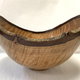 Andy Cole 132 8X5 NATURAL EDGE CINNAMON BOWL