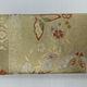 Leina Aonuma GOLD BUTTERFLIES ENVELOPE CLUTCH