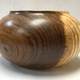 "David Louie ""Legacy"", Monkeypod Wood Bowl, 7""x7""x4.25"""