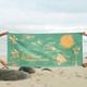 Shinn Studio SURFER TOWEL: E KOMO MAI