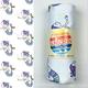 Luv Bug Company MERMAID UPF 50+ SUNSCREEN TOWEL WITH HOOD