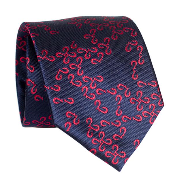 Pineapple Palaka Makau: Modern Necktie
