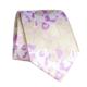 Pineapple Palaka Orchid Lei: Modern Silk Necktie