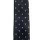 Pineapple Palaka Kanaka Maoli Black: Modern Necktie