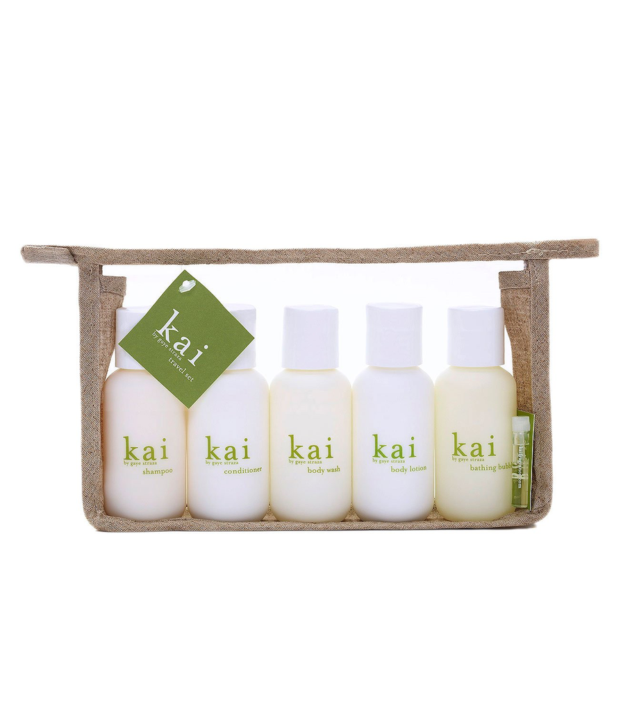Kai KAI TRAVEL SET