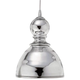 Jamie Young Small St. Charles Pendant-Mercury