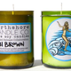 North Shore Candle Company SCENTED SOY CANDLE-LIMITED EDITION-SURF WAX COCONUT SCENT