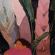 "Pegge Hopper OKAPAKA, CANVAS GICLEE GALLERY WRAP (26.3""X40""), SIGNED, LIMITED EDITION 112/195"