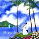 Rosalie Prussing SM PRINT: LOVE WITH ALOHA 635/950