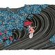 "Kris Goto Backside, 11""x14"" Matted Art Print"