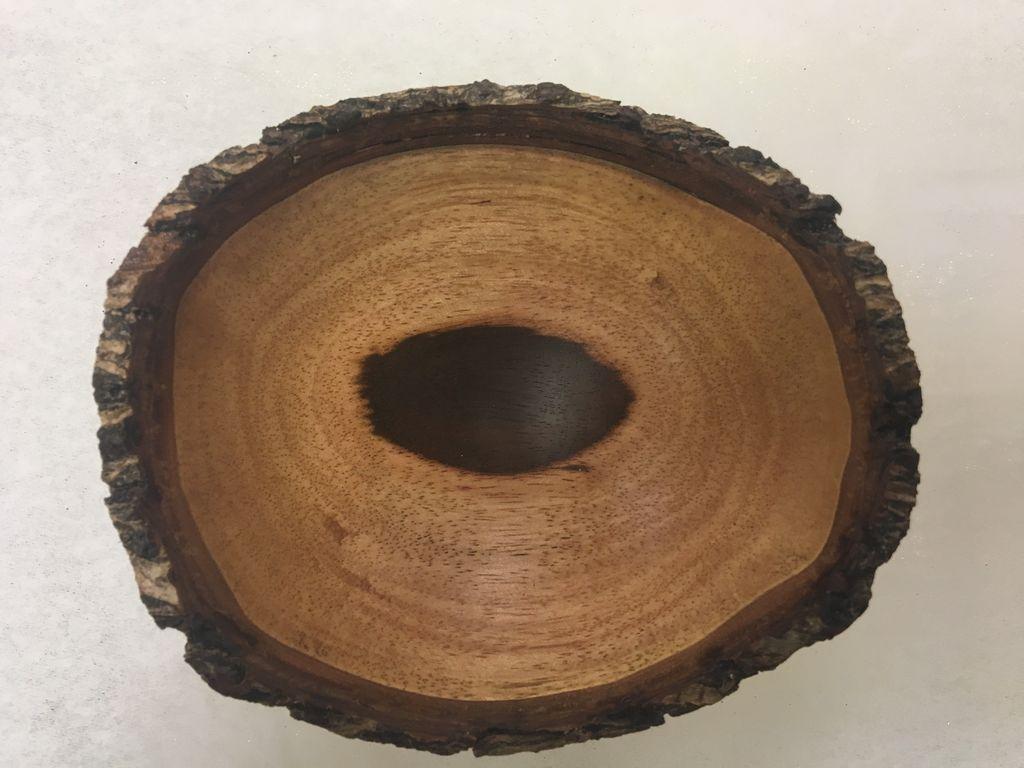 Andy Cole 111 4x2 Natural Edge Milo Bowl