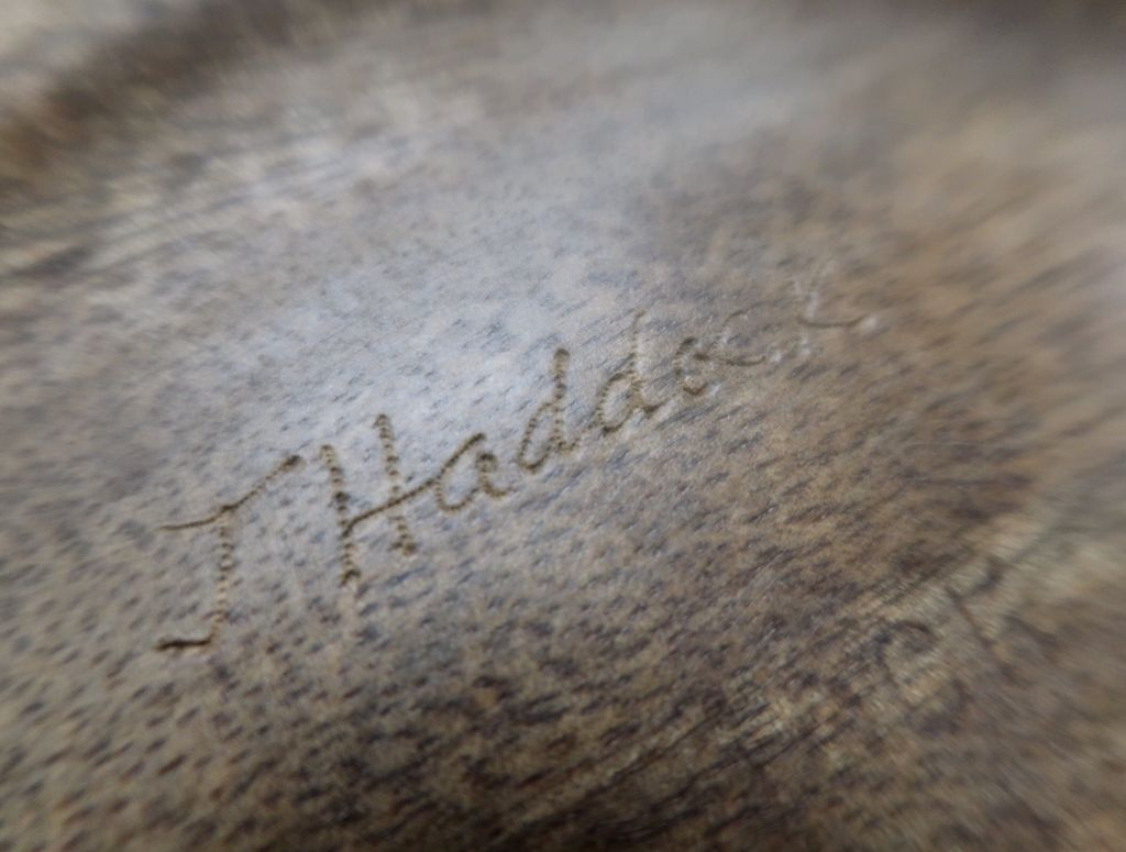 "John Haddock MANGO CALABASH: 8.25""x5.25"""