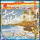 Susan Wickstrand 6x6 HAND-GLASSED ART: LIVE ALOHA