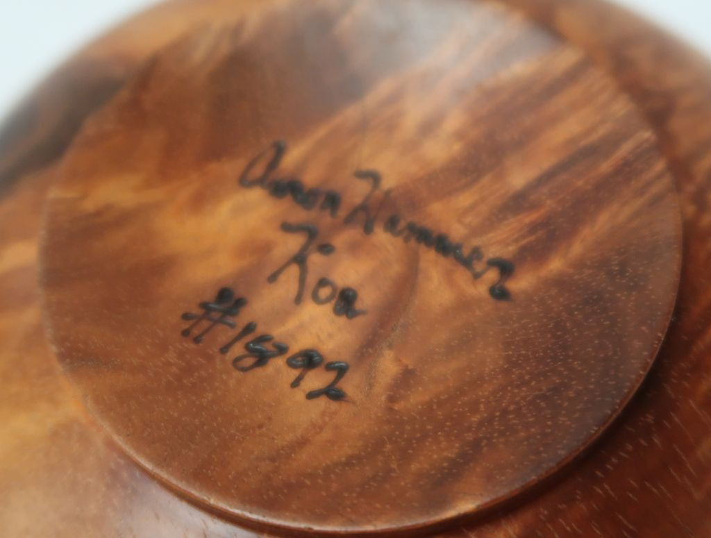 "Aaron Hammer #1892 KOA BOWL TRADITIONAL 6.5"" X 3"""