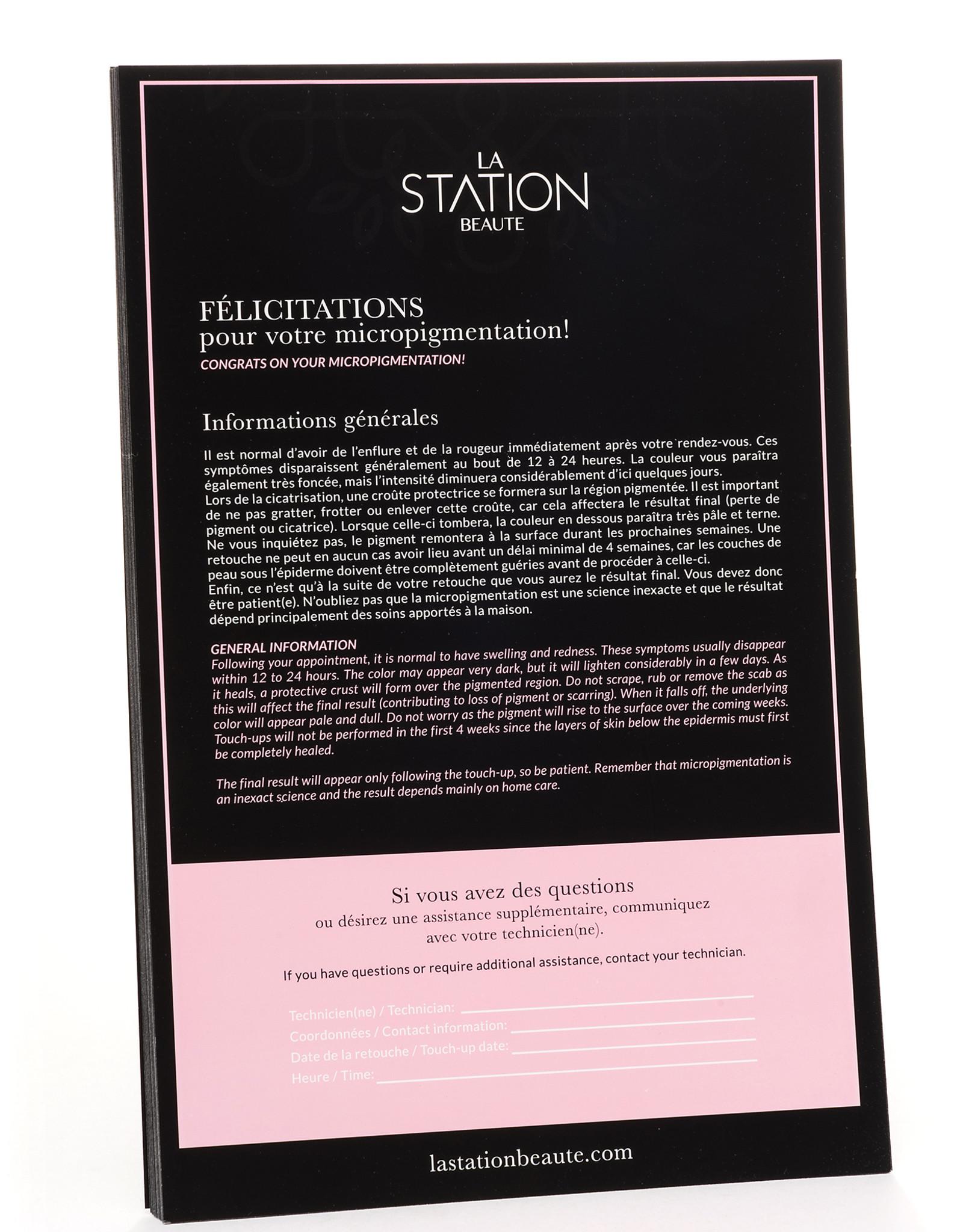 Carton Conseil (25 pqt)