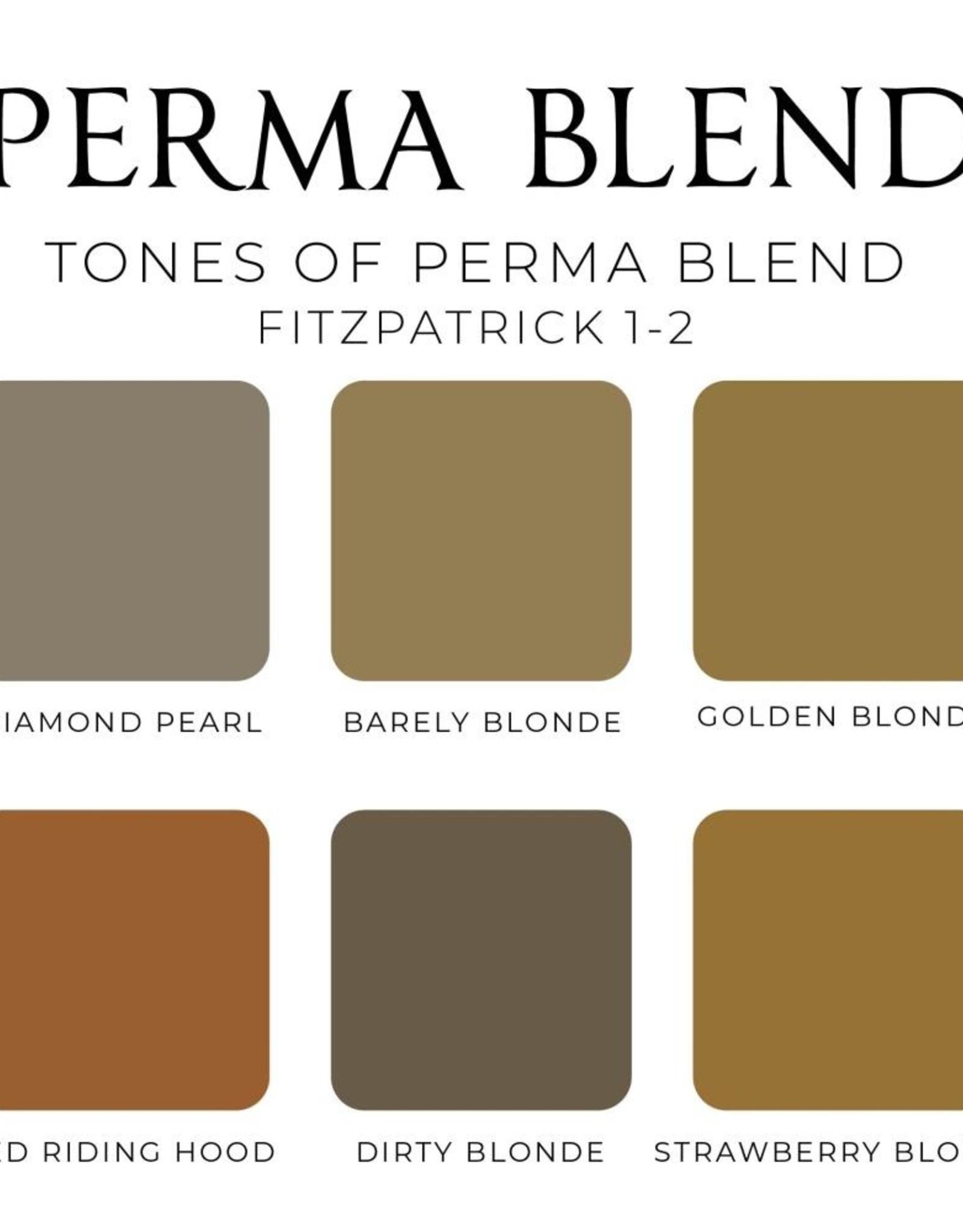 Tones of Perma Blend Set 1 (Fitzpatrick 1-2)
