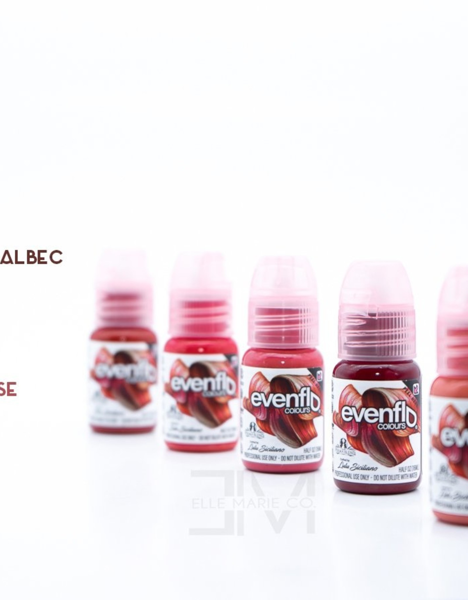 Evenflo Colours | Lip Set