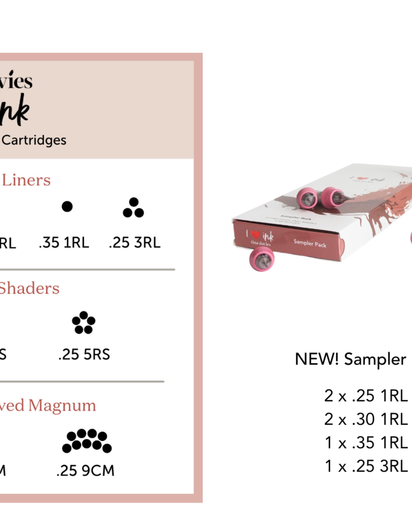 I ❤️ INK Needle Cartridges
