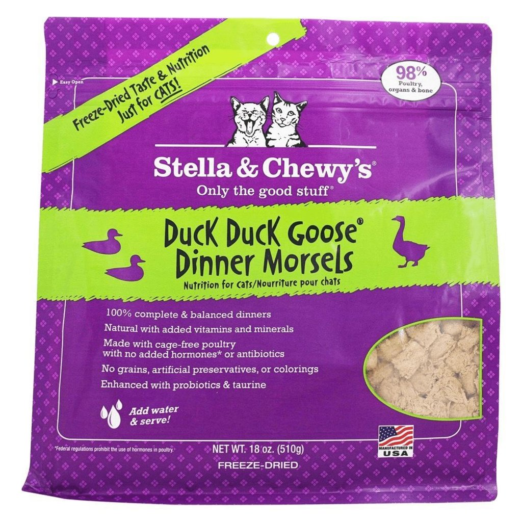Stella and Chewys STELLAC FD DUCK 18oz