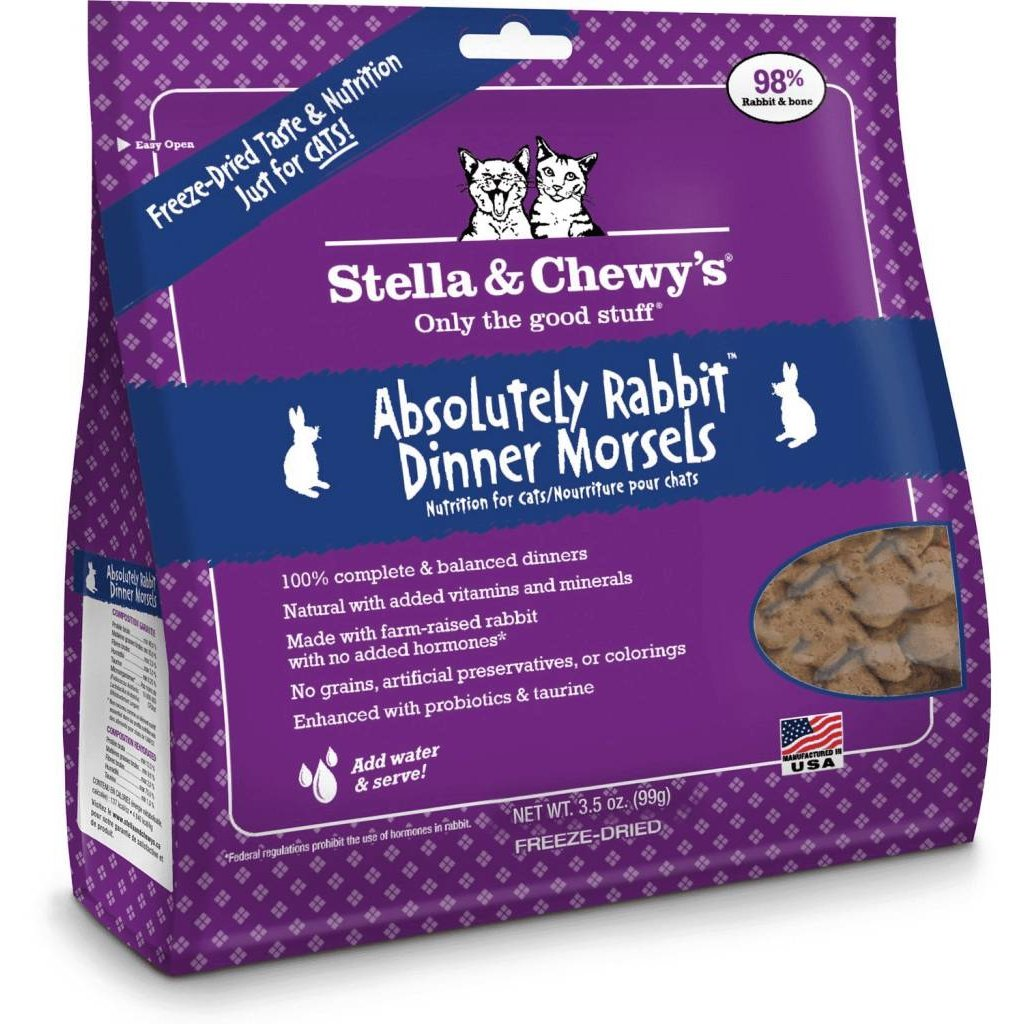 Stella and Chewys STELLAC FD RABBIT MIXER 3.5oz