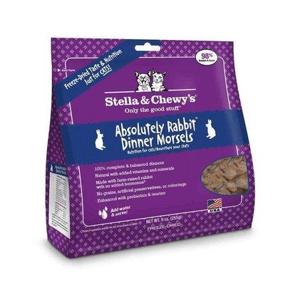 Stella and Chewys STELLAC FD RABBIT MIXER 9oz