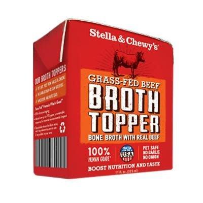 Stella and Chewys STELLAD BEEF BROTH TOPPER 11OZ