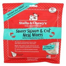 Stella and Chewys STELLAD FD MIXER SALMON COD 8oz