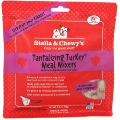 Stella and Chewys STELLAD FD MIXER TURKEY 3.5oz
