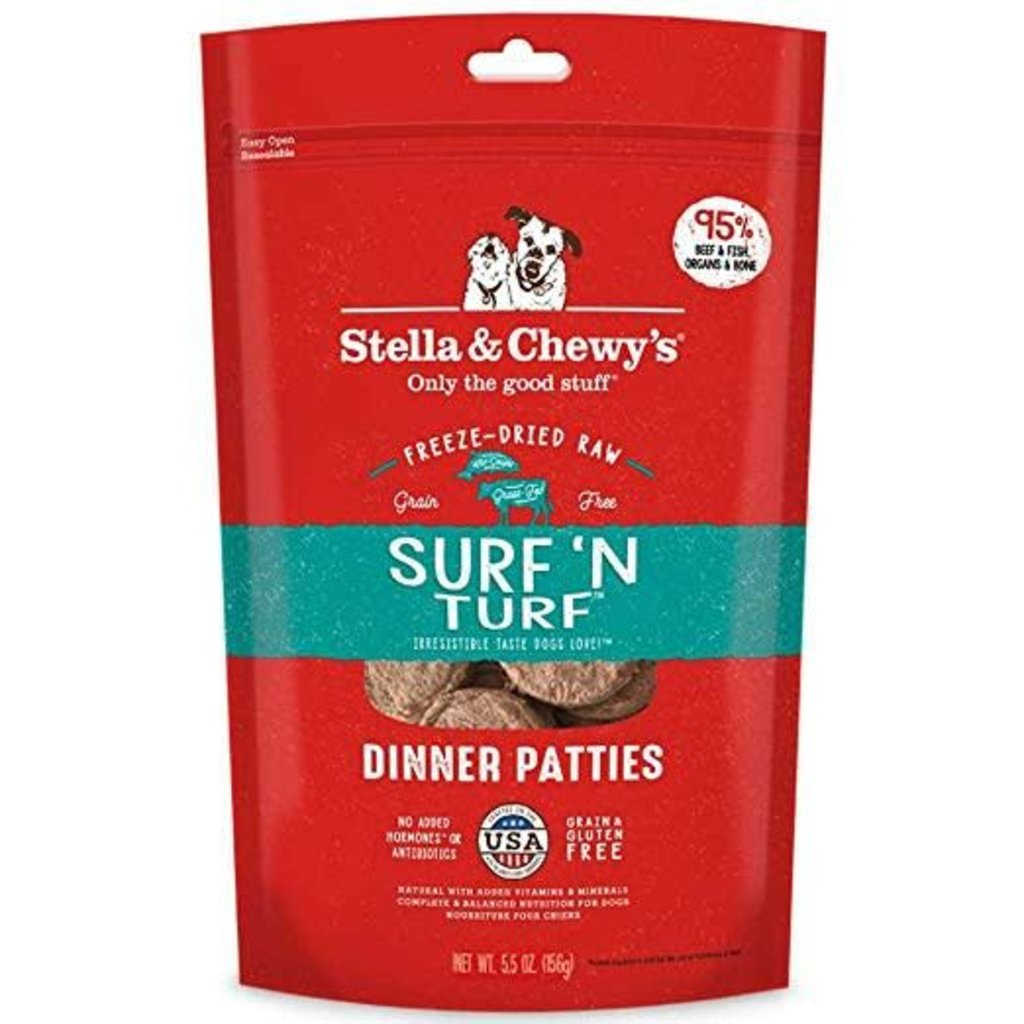 Stella and Chewys STELLAD FD SURF TURF 5.5oz