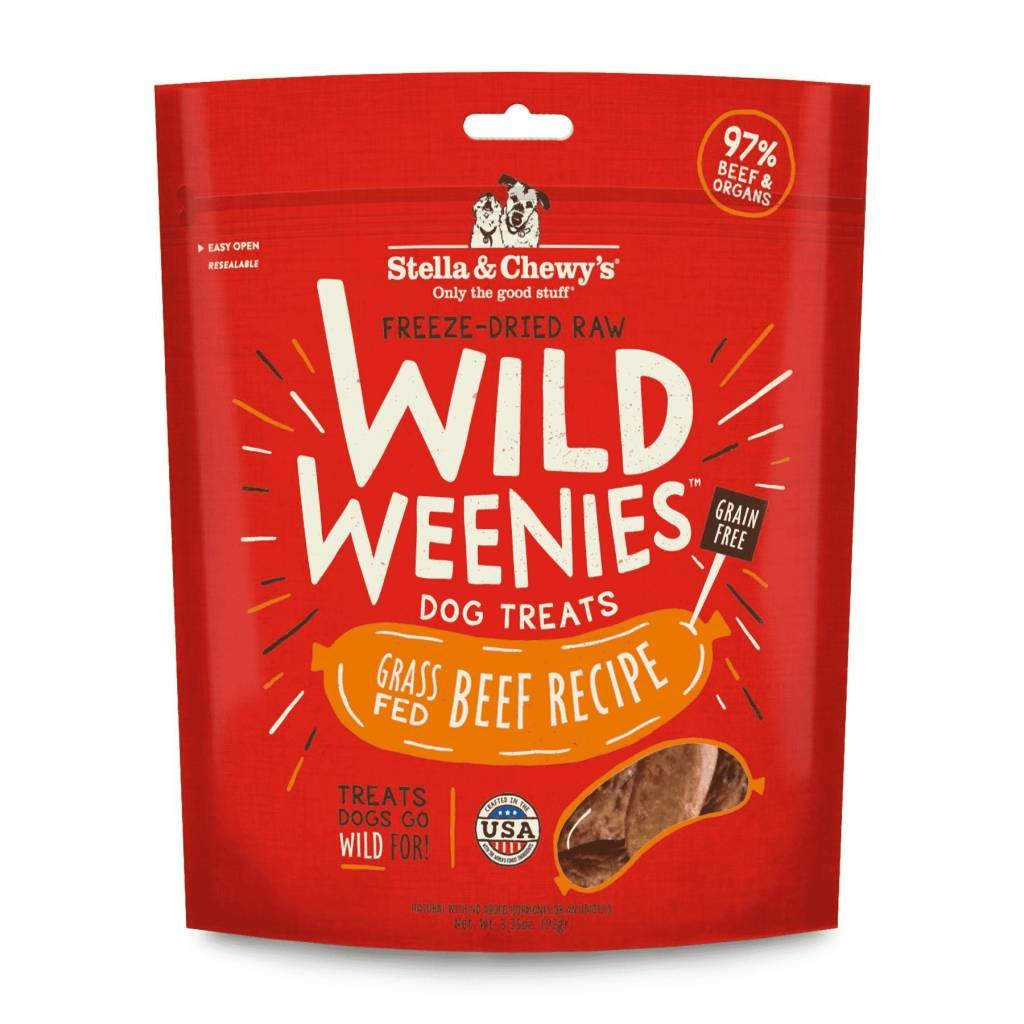 Stella and Chewys stellad fd weenies beef 3.25oz