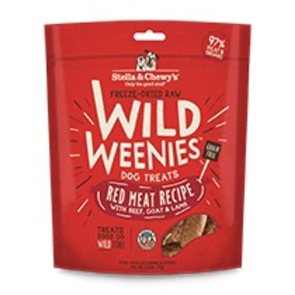 Stella and Chewys stellad fd weenies red meat