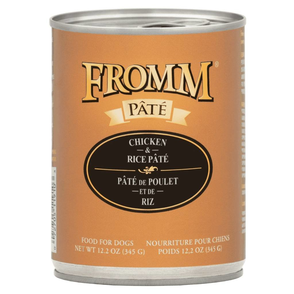 Fromm FROMM CHICKEN RICE PATE 12.2