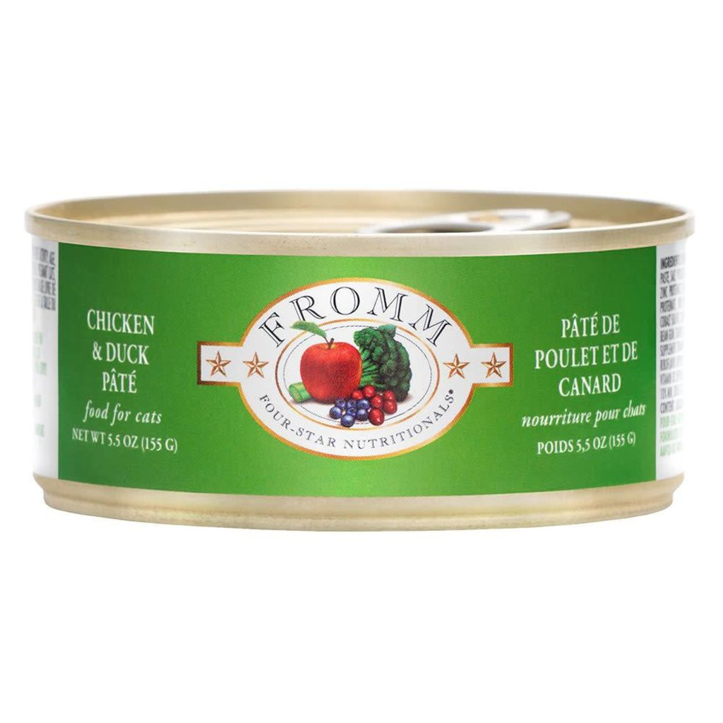 Fromm FROMMC CHICKEN DUCK 5.5oz
