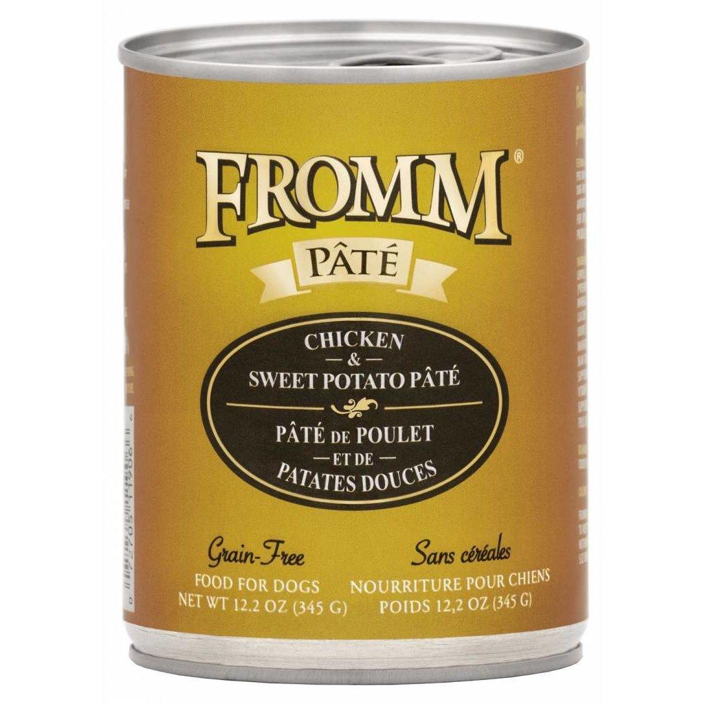 Fromm FROMMD GF CHK/SW. POTATO 12.2oz