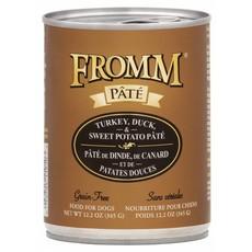Fromm FROMMD GF TURKEY AND DUCK 12.2oz
