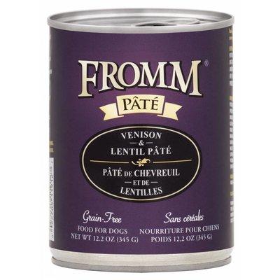 Fromm FROMMD GF VENISON 12.2oz