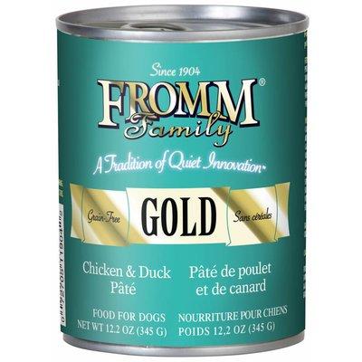 Fromm FROMMD GOLD DUCK & CHICKEN 12.2oz