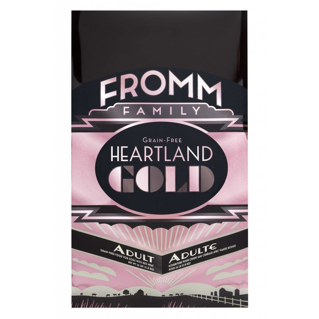Fromm FROMMD GOLD HEARTLAND ADULT 26#