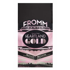 Fromm FROMMD GOLD HEARTLAND ADULT 4#